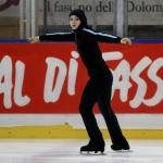 شاهد زهرة لاري أول متزلجة إماراتية تشارك في الألعاب الأولمبية