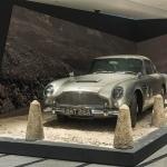 تمديد مدة معرض تصميم 007 – 50 عاماً من بوند