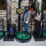 إعمار للترفيه تتعاون مع إتش تي سي لتقديم تجربة حديقة الواقع الإفتراضي