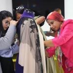 كلية الأزياء والتصميم تستقبل أول دفعة من طلابها
