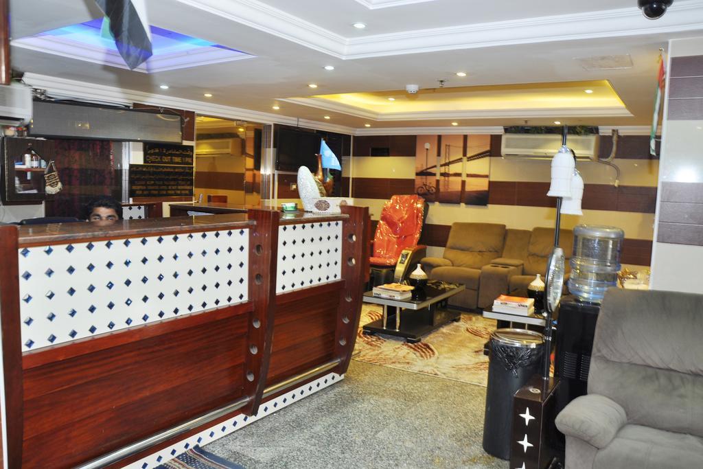 فندق أنا بالاس في دبي