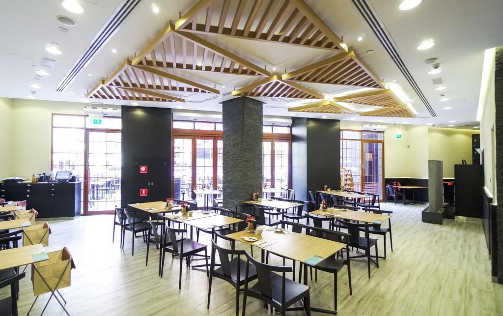 مطعم دين تاي فونغ يفتتح فرعاً له في مركز الغرير